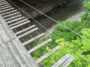 吊り橋2015,5の2