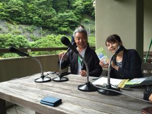 和歌山放送収録7.6